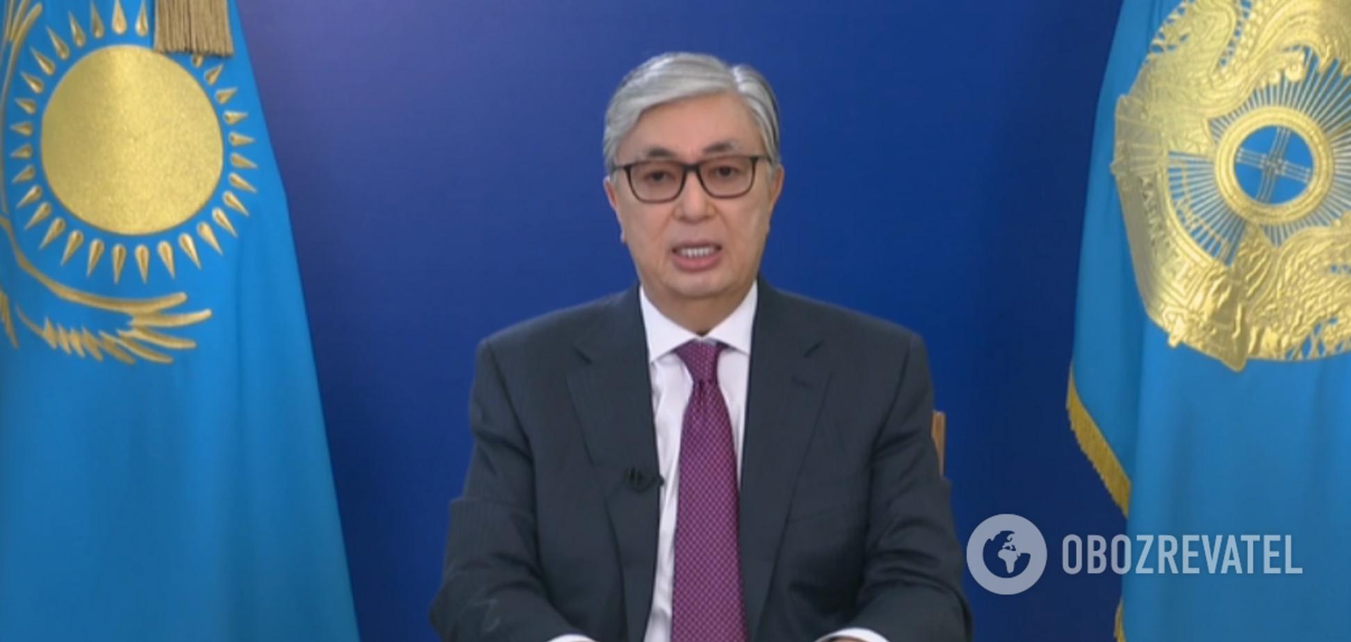 Президент Казахстана выступил с обращением к нации: о чем говорил