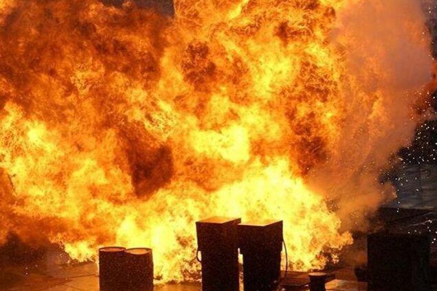 На Донетчине прогремел взрыв: есть погибший