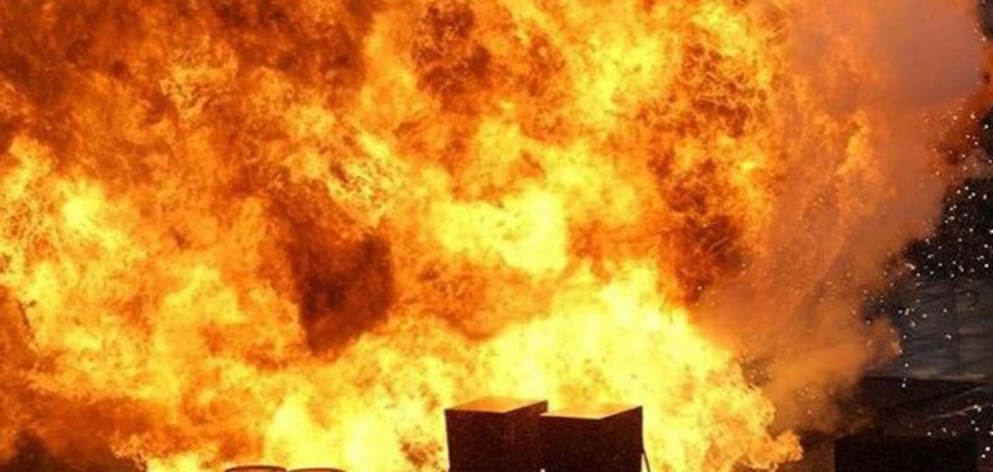 На Донетчине прогремел взрыв: есть погибший и пострадавшие