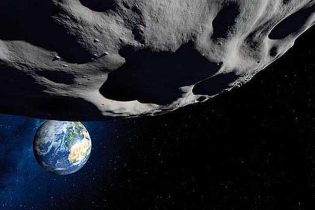 """Астероид """"Апофис"""""""