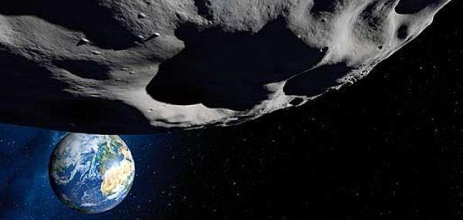 К Земле мчится астероид 'Апофис': NASA созвали оборонную конференцию