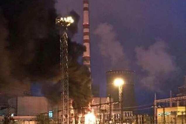 Счет на миллионы: последствия пожара на Ривненской АЭС