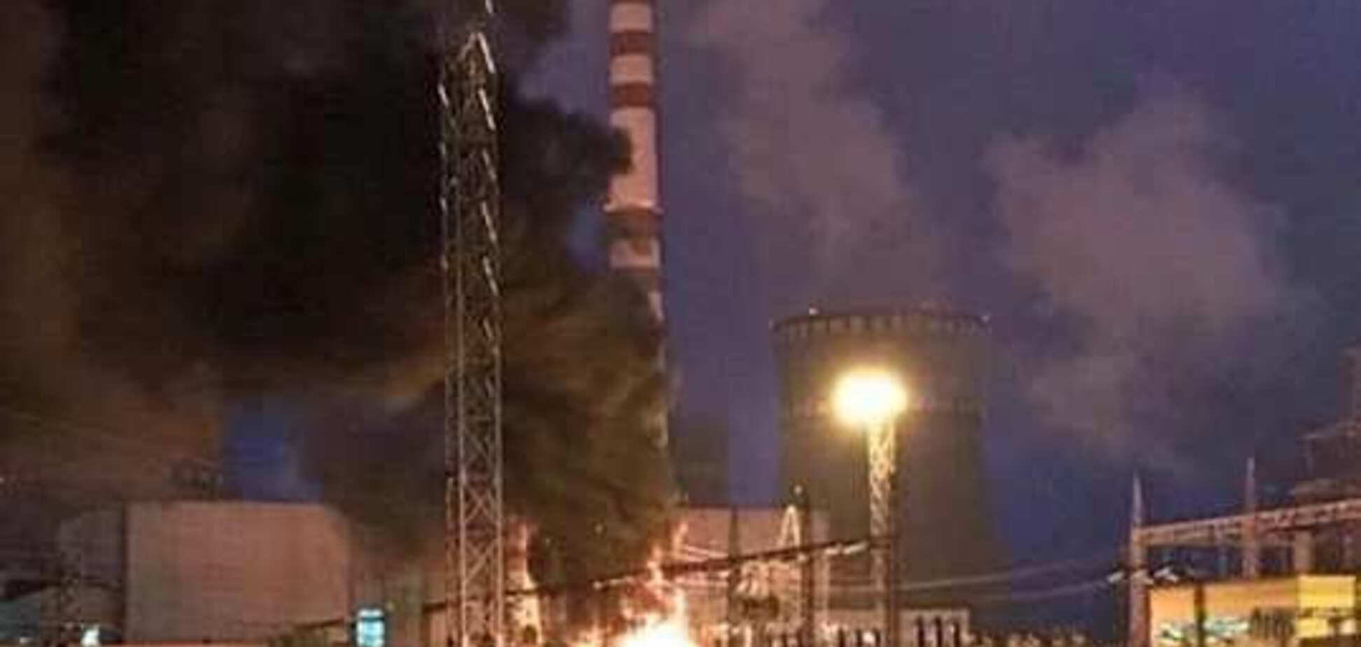 Счет на миллионы: выяснились последствия крупного пожара на Ривненской АЭС