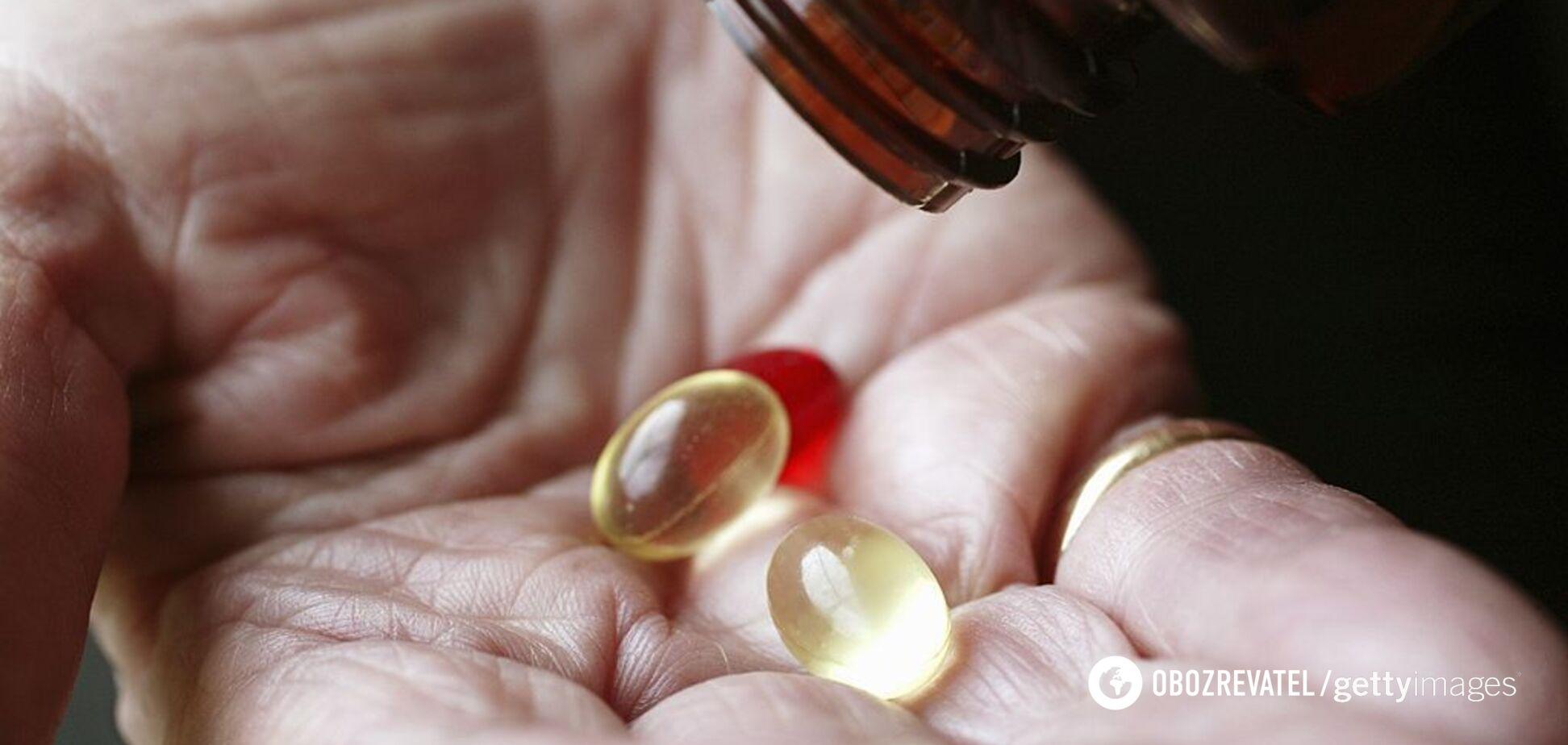 Супрун развеяла мифы про витаминные добавки и БАДы