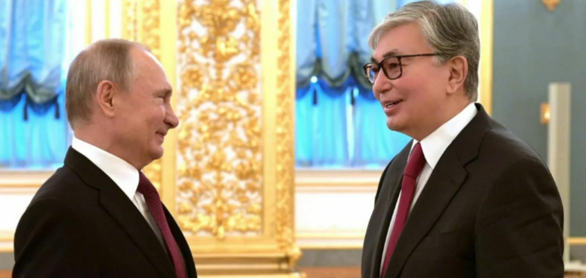 Президент Казахстана попался на неумелом фотошопе: СМИ в восторге