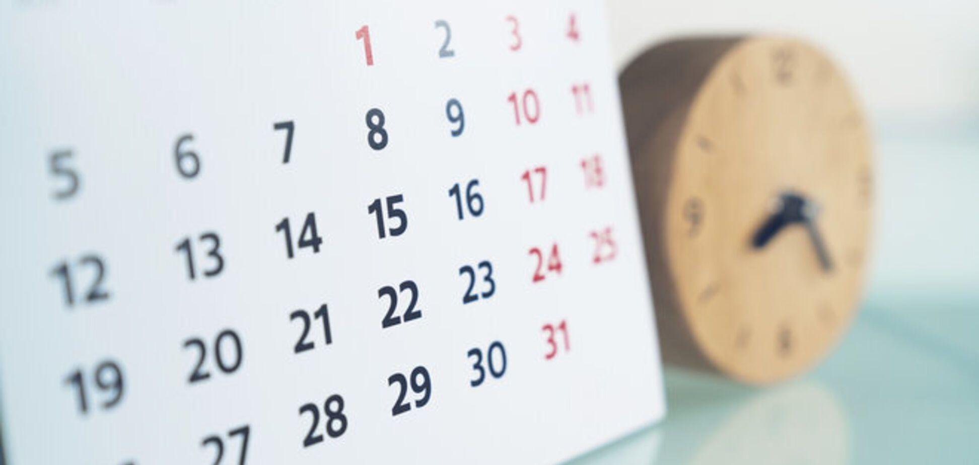 Перенос рабочих дней на выходные: сколько уже можно?