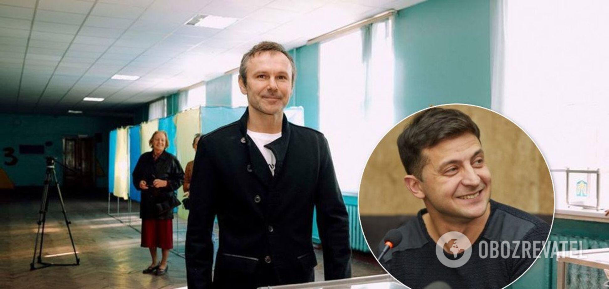 Вакарчук 'откусит' рейтинг Зеленского – Паниотто