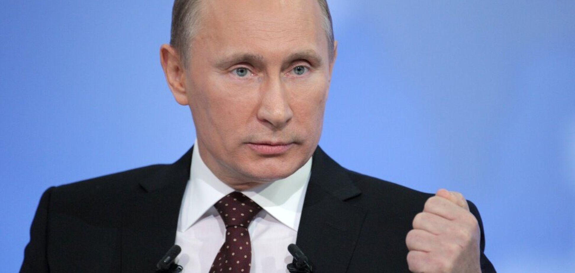 'Киев – русская столица': в Раде ответили на дерзость Путина