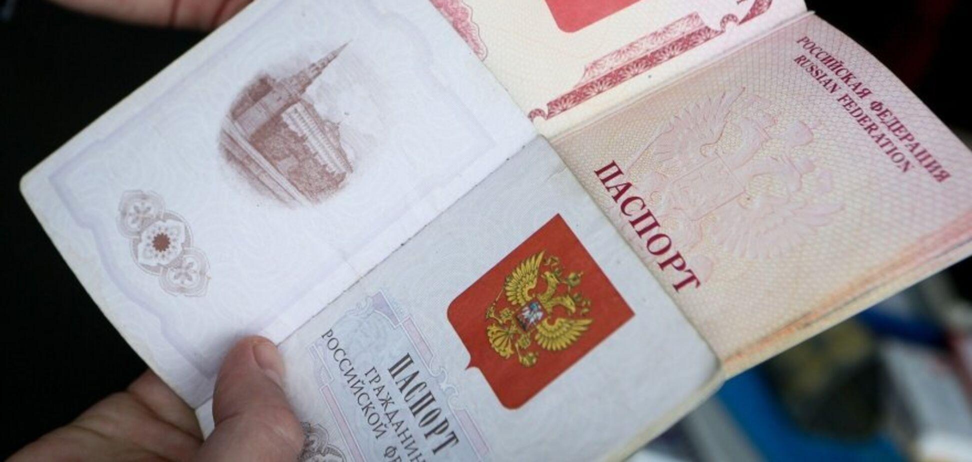 'Они не граждане Украины!' В Раде приготовили жесткий ответ на паспорта РФ в ОРДЛО