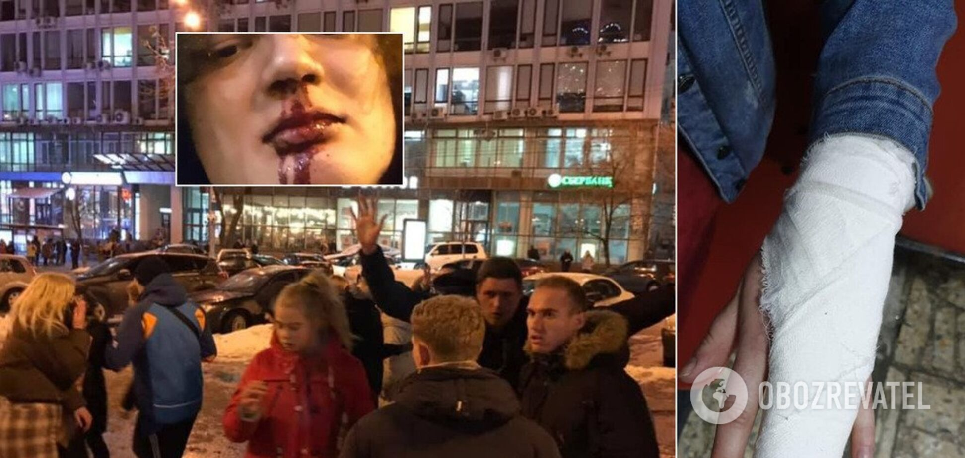 'Повалили на землю и пинали ногами': жестокие банды подростков устроили террор в Киеве