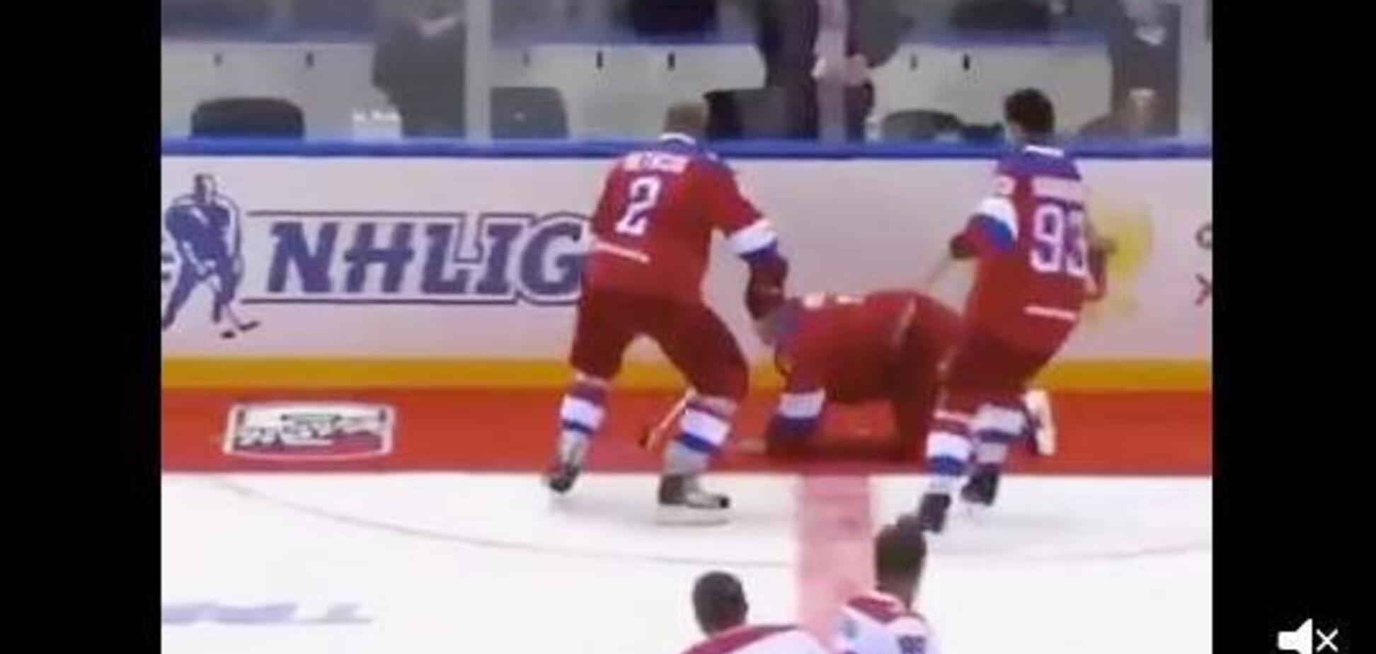 У Путина почва ушла из-под ног