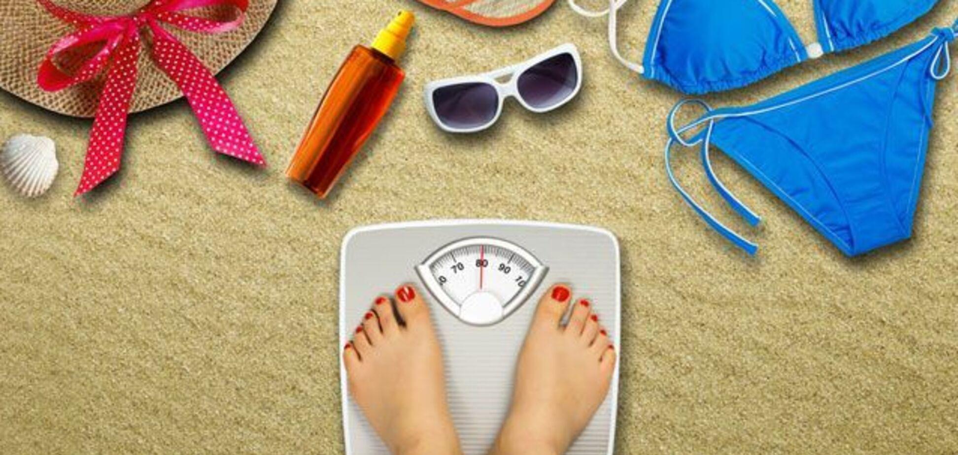Як не поправитися у відпустці: поради дієтолога