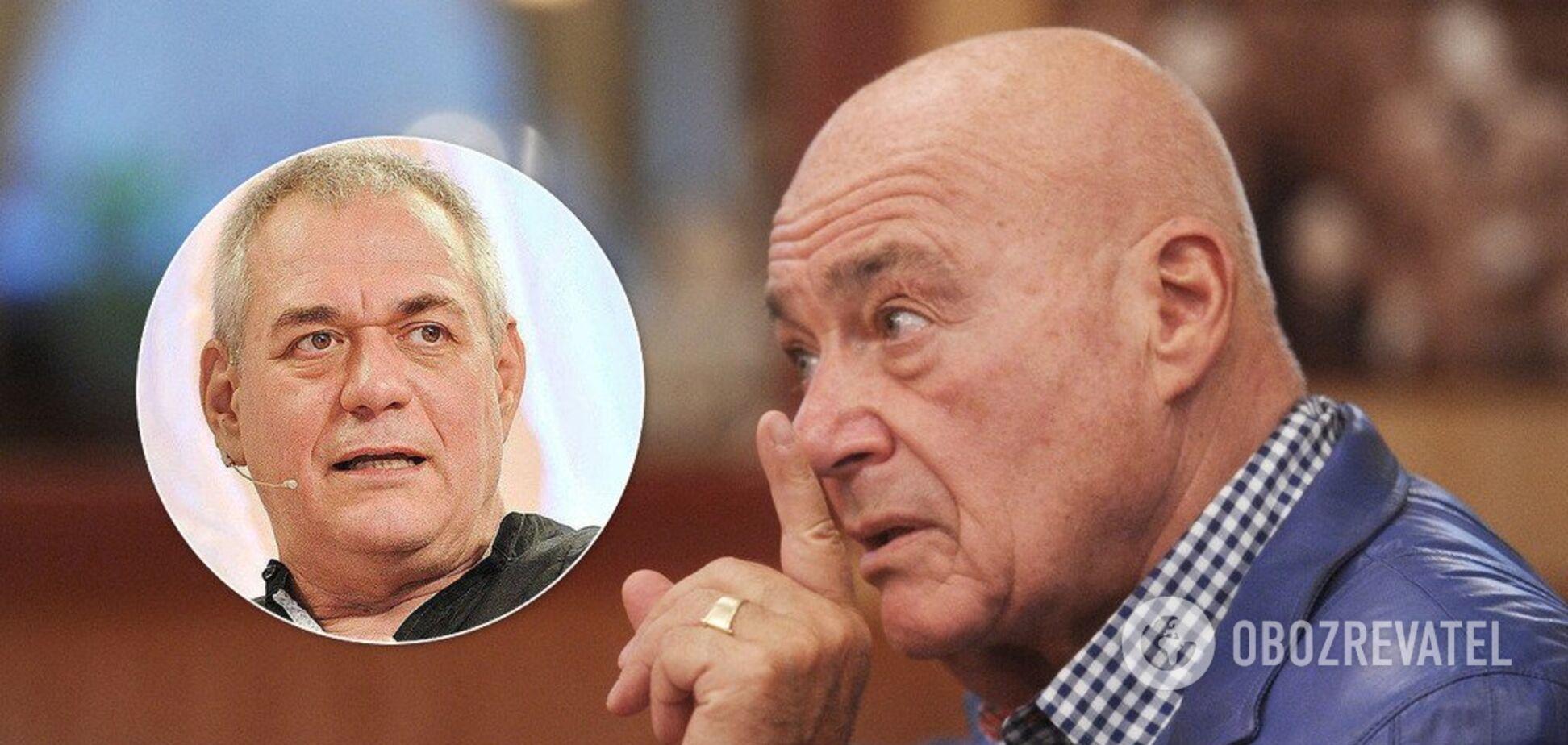 'Думаю, он в аду!' Познер критично высказался о смерти Доренко