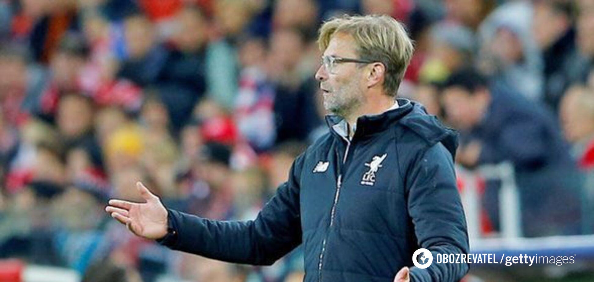 Из-за Киева и Баку: тренера 'Ливерпуля' поставили на место