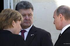Путин сожрал бы Украину, но Порошенко оказался крепким орешком