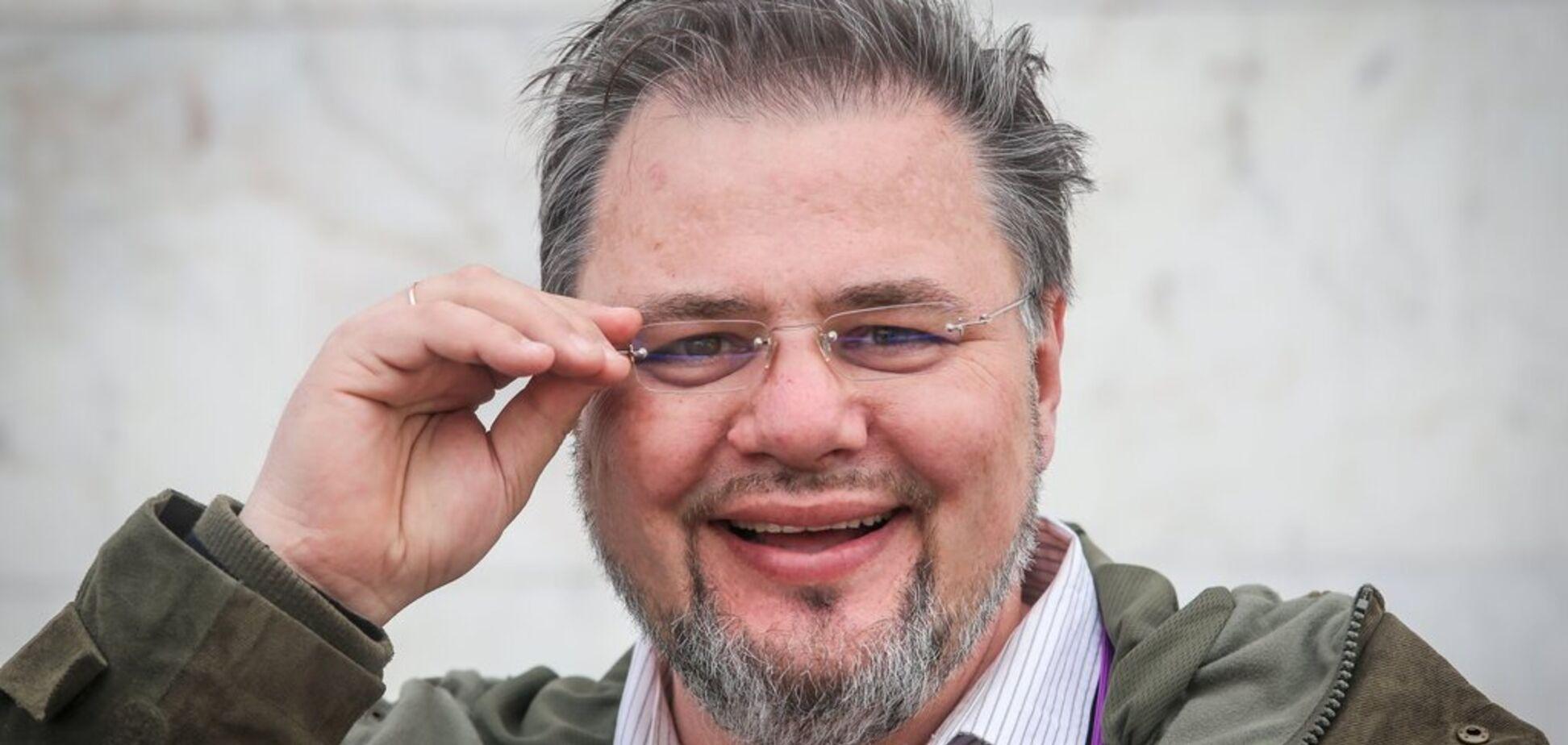'Пещерный антисемит!' Скандального украинского журналиста лишили премии мира