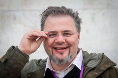 'Печерний антисеміт!' Скандального українського журналіста позбавили премії миру