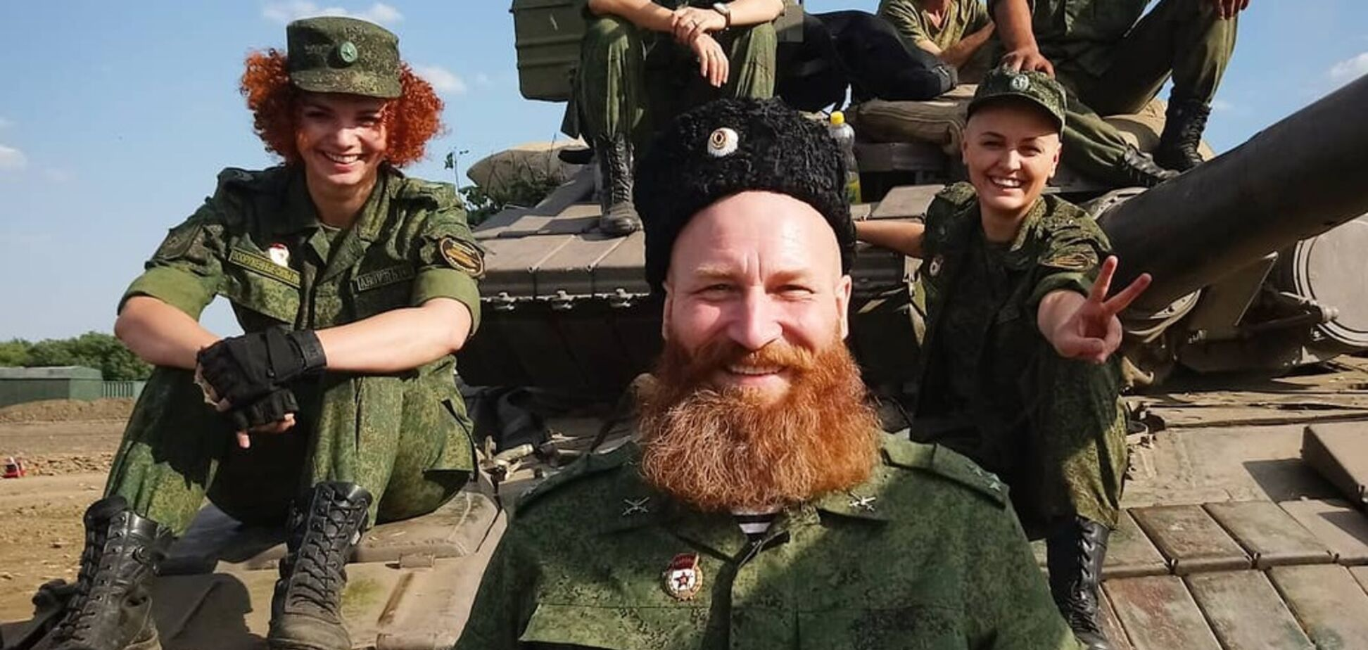 'Голова горела в танке': фильм 'Л/ДНР' о войне с Украиной подняли на смех