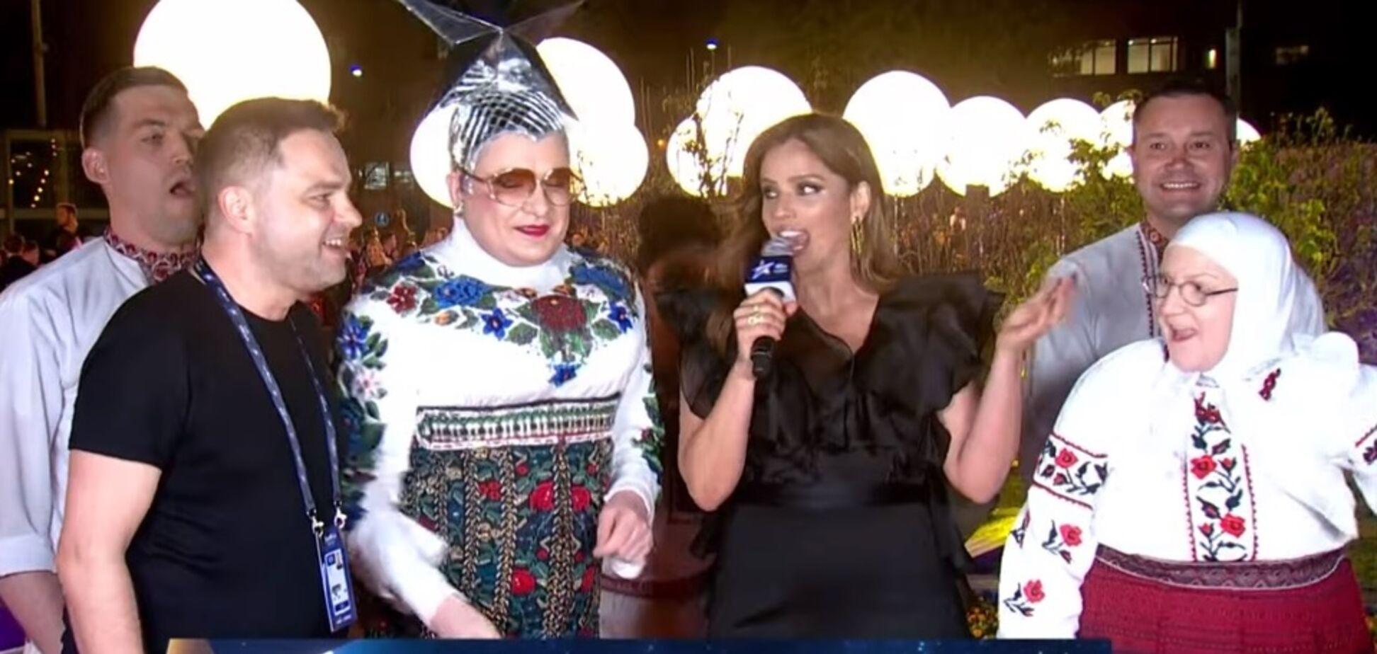Евровидение-2019: как Сердючка зажгла на открытии конкурса
