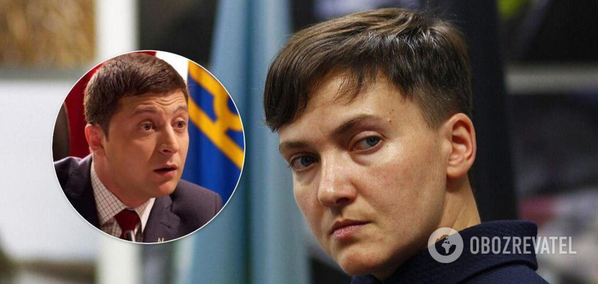Савченко влаштувала скандал у Раді через Зеленського: що сталося