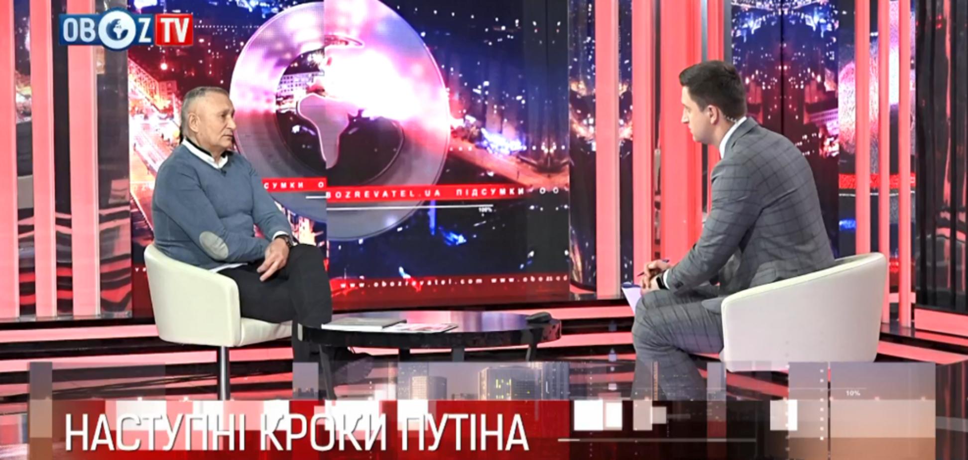 Терористи замість миротворців: в Україні пояснили, що Путін готує Донбасу