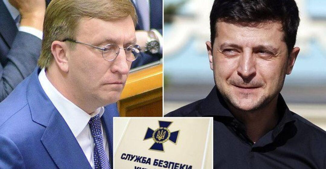Зеленський запропонував очолити СБУ офіцеру-мільйонеру з 'Батьківщини': деталі