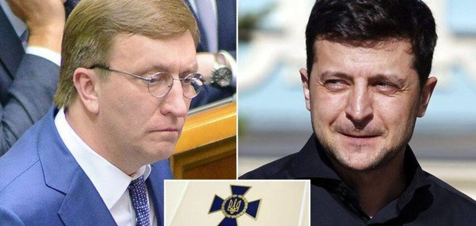 Зеленский предложил возглавить СБУ офицеру-миллионеру из 'Батьківщини': детали