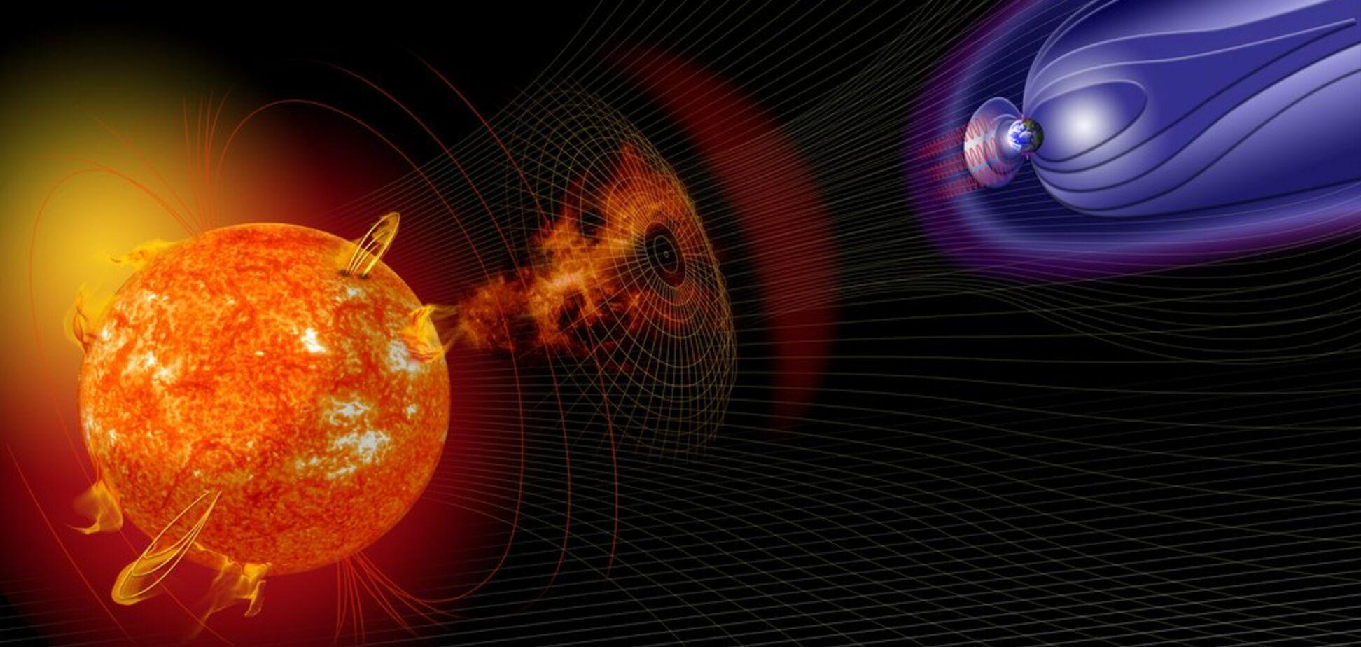 Землю накрила суперпотужна магнітна буря? Астроном дав відповідь