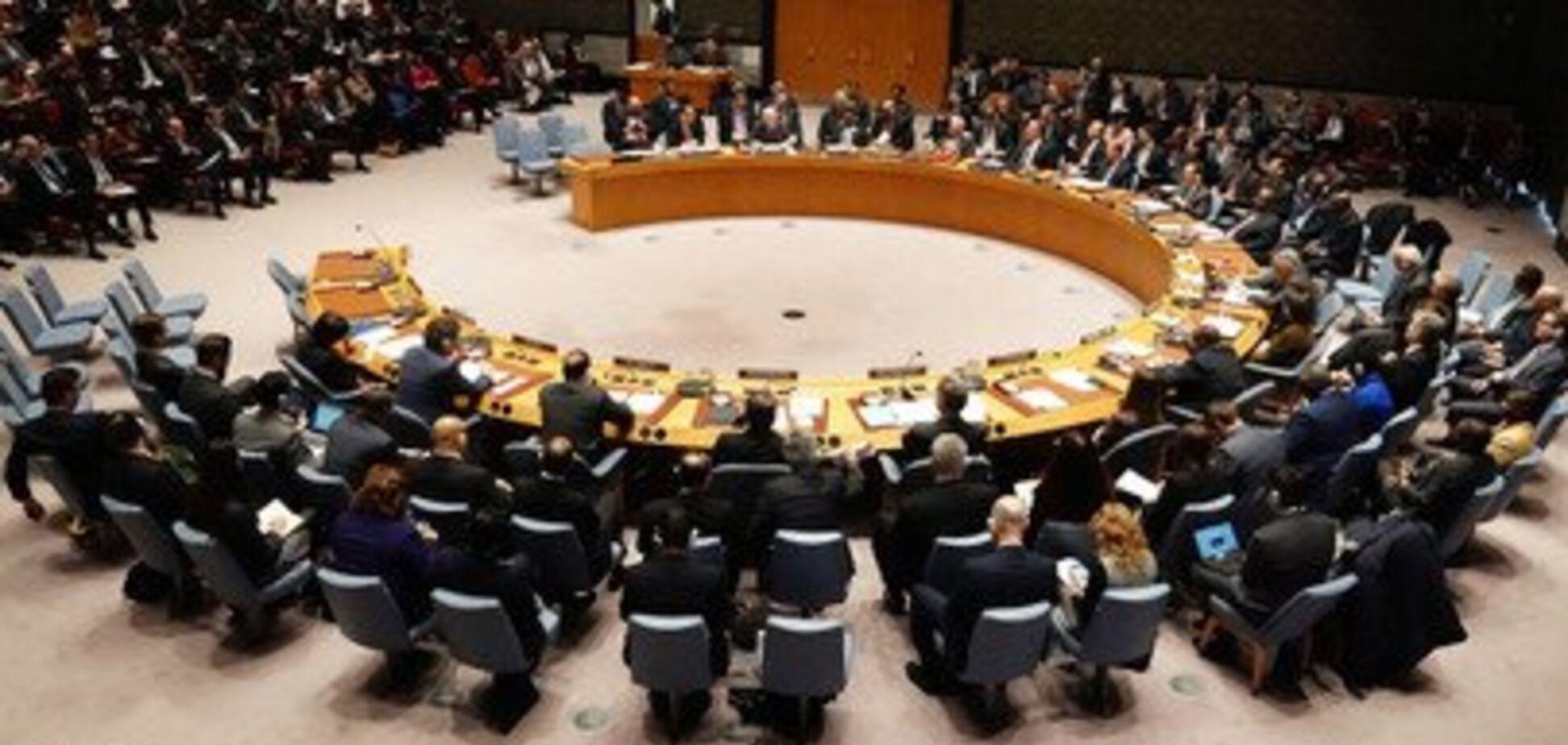 Совет Безопасности ООН без России