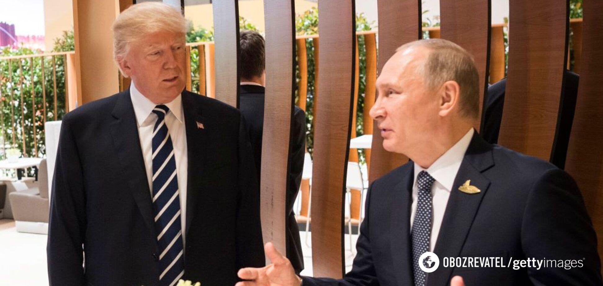 'Сам Трамп этого захотел': американский политолог рассказал о 'большой' победе Путина
