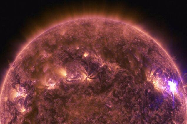 Спалахи на Сонці