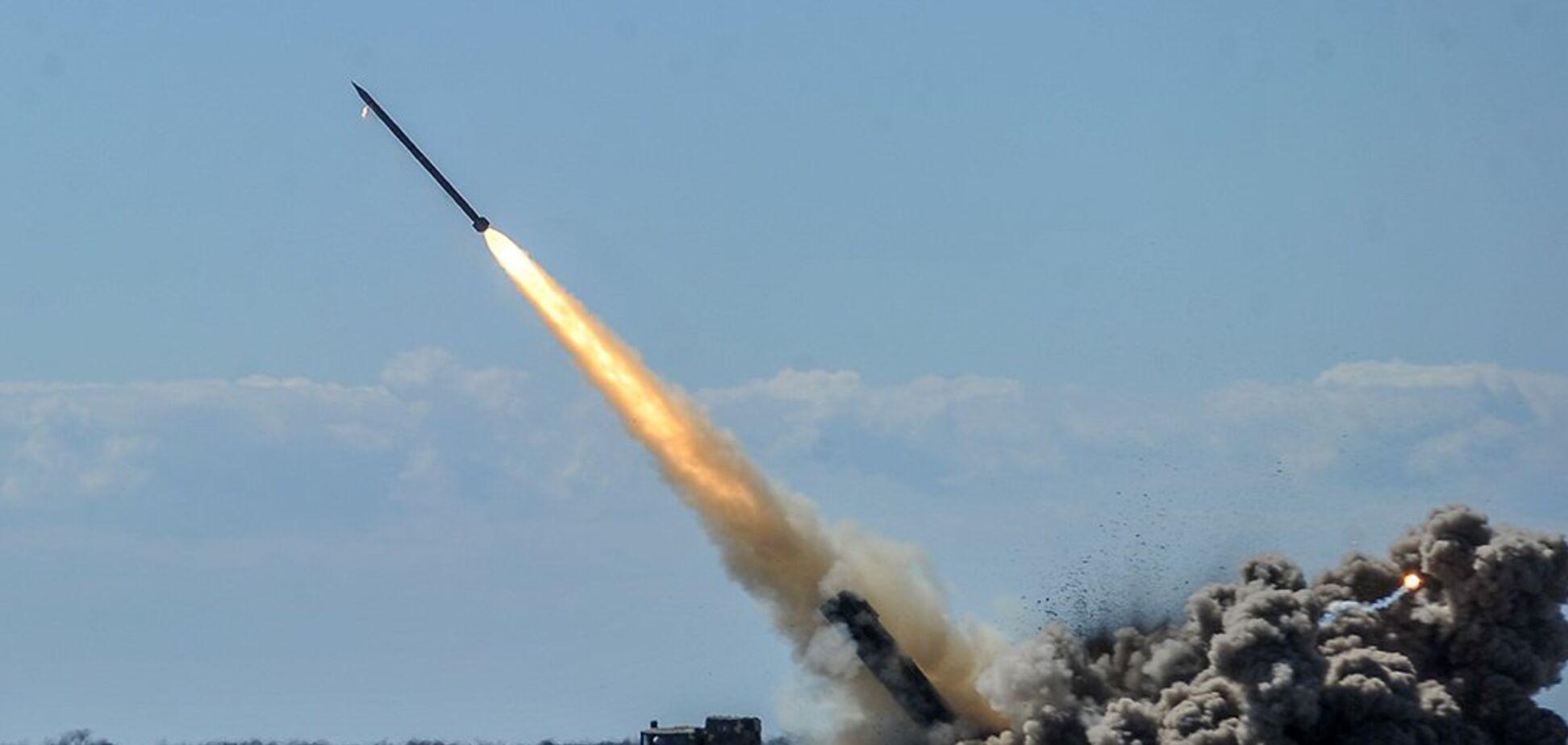В Україні почалися випробування новітніх ракет 'Вільха': фото