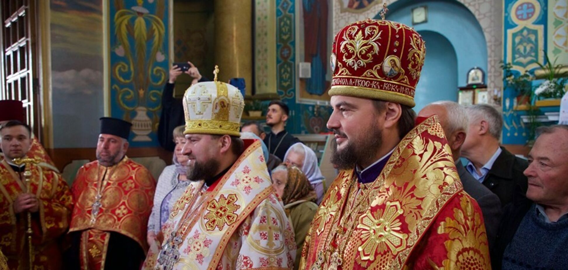 На амбициях Филарета играют, чтобы разрушить ПЦУ – митрополит Драбинко