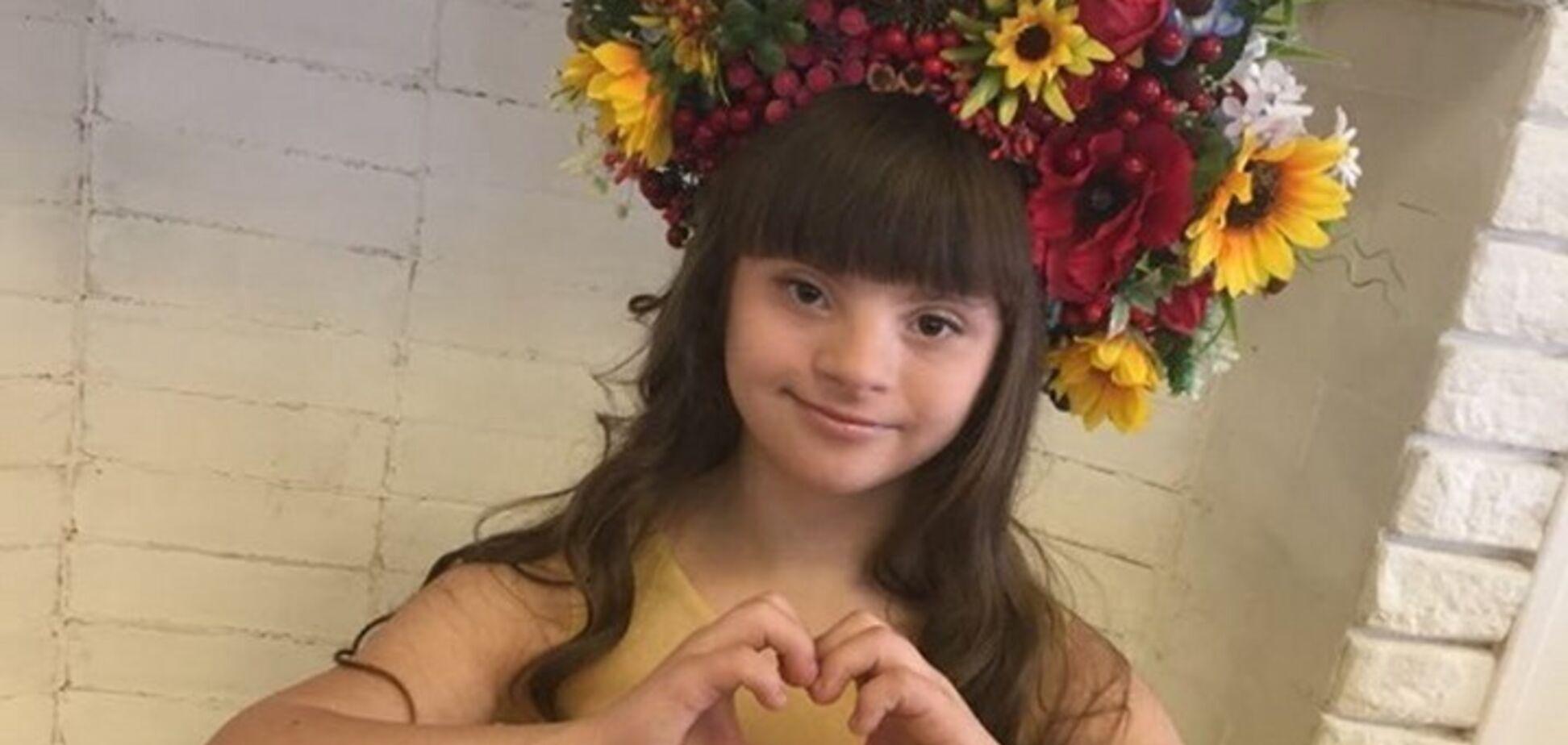 Українка з синдромом Дауна перемогла в престижному конкурсі краси: фото