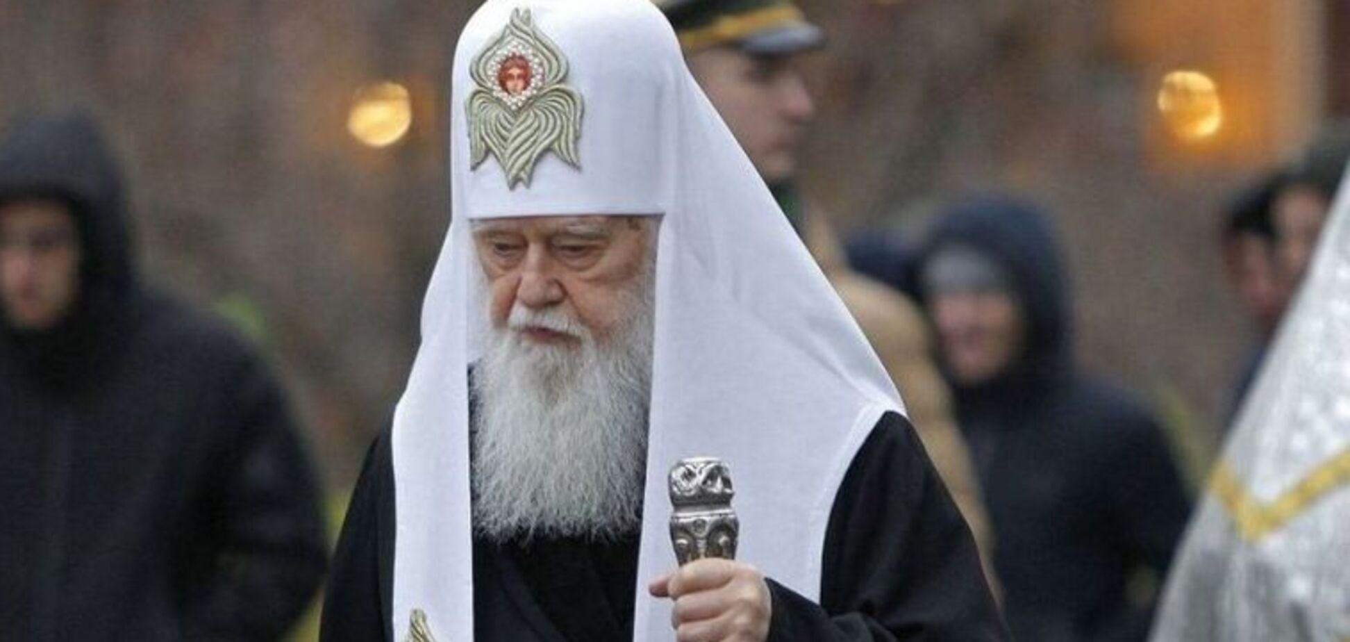 Константинополь заберет Томос? У Порошенко поставили на место Филарета