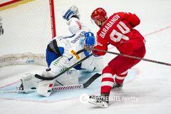 Россия с трудом обыграла Латвию на чемпионате мира по хоккею