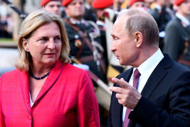 Кнайсль и Путин