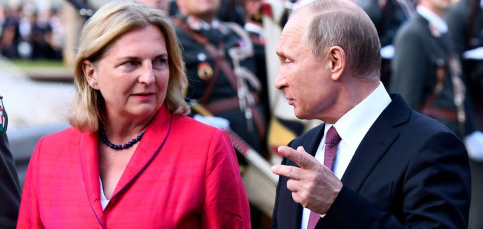 Кнайсль і Путін
