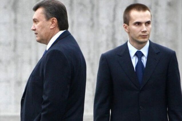 Віктор і Олександр Янукович