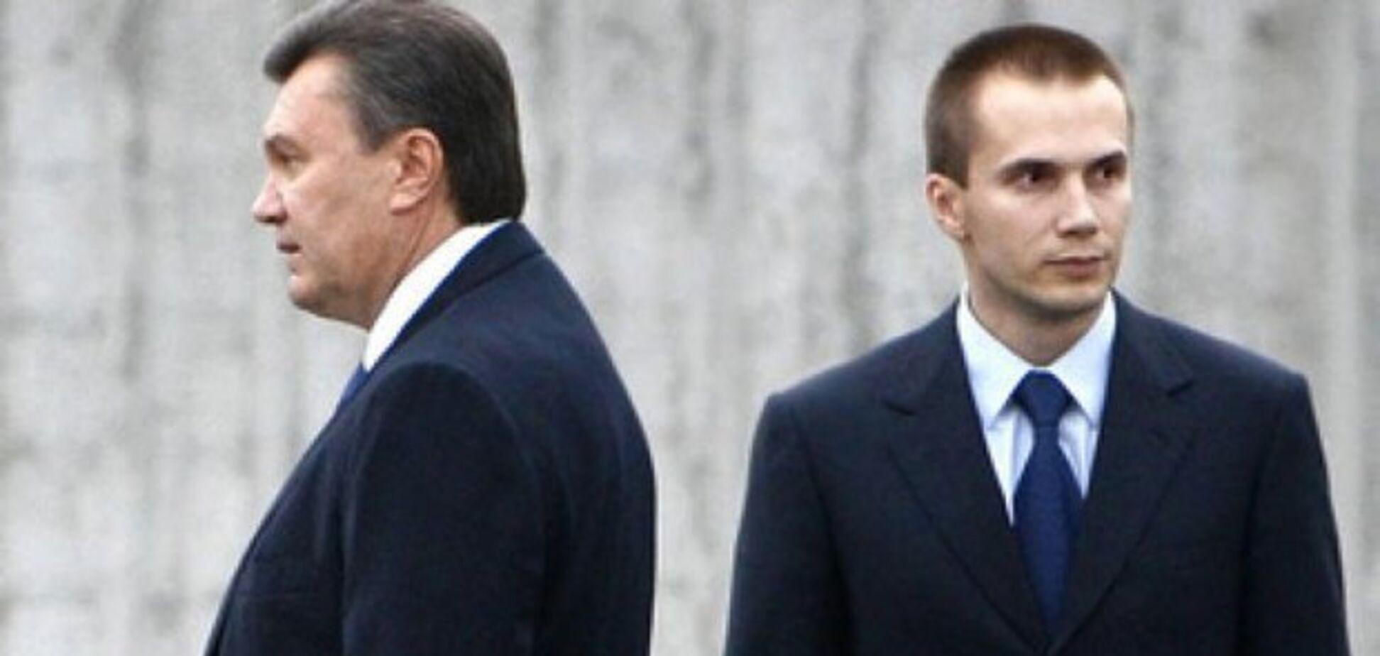 У 'ДНР' підтвердили приїзд сина Януковича і розповіли подробиці