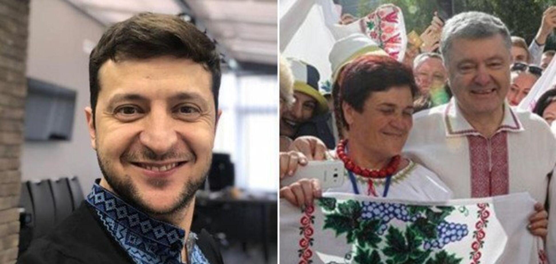 День вышиванки-2019: в сети ажиотаж среди звезд и политиков