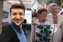 День вишиванки-2019: у мережі ажіотаж серед зірок і політиків