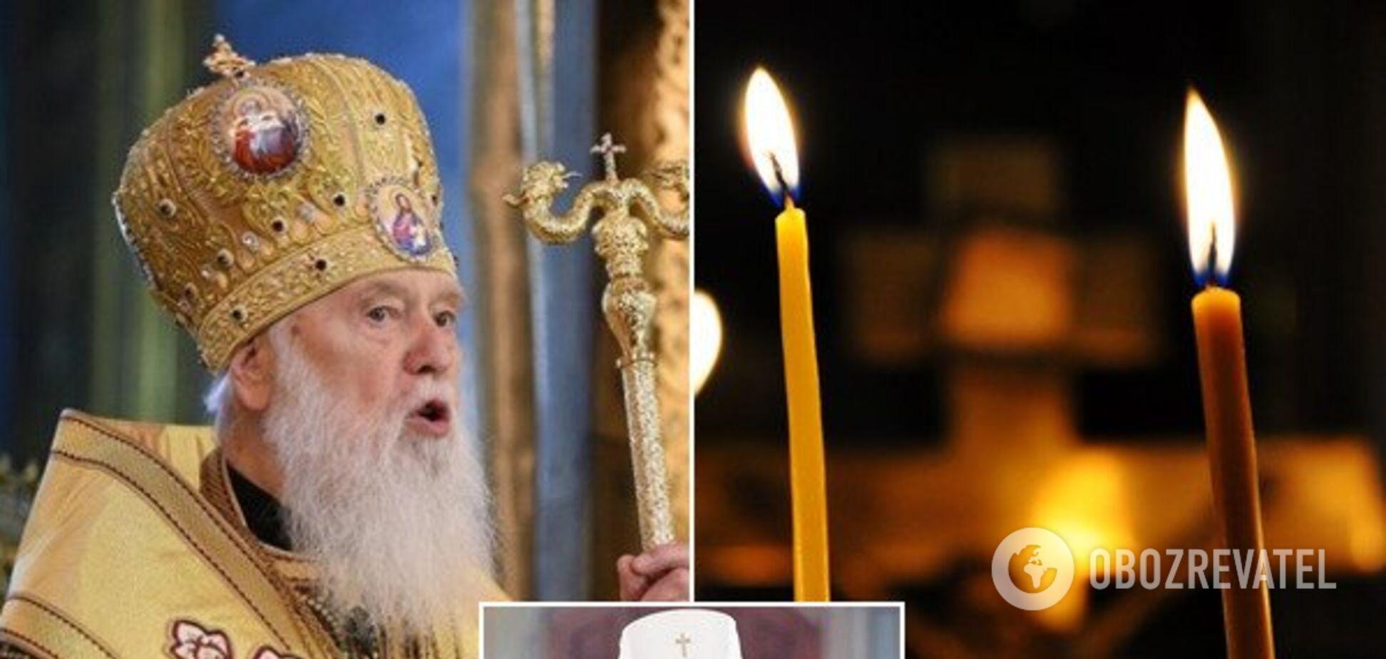 Ворог уміло зіграв на амбіціях Філарета — капелан Мединський