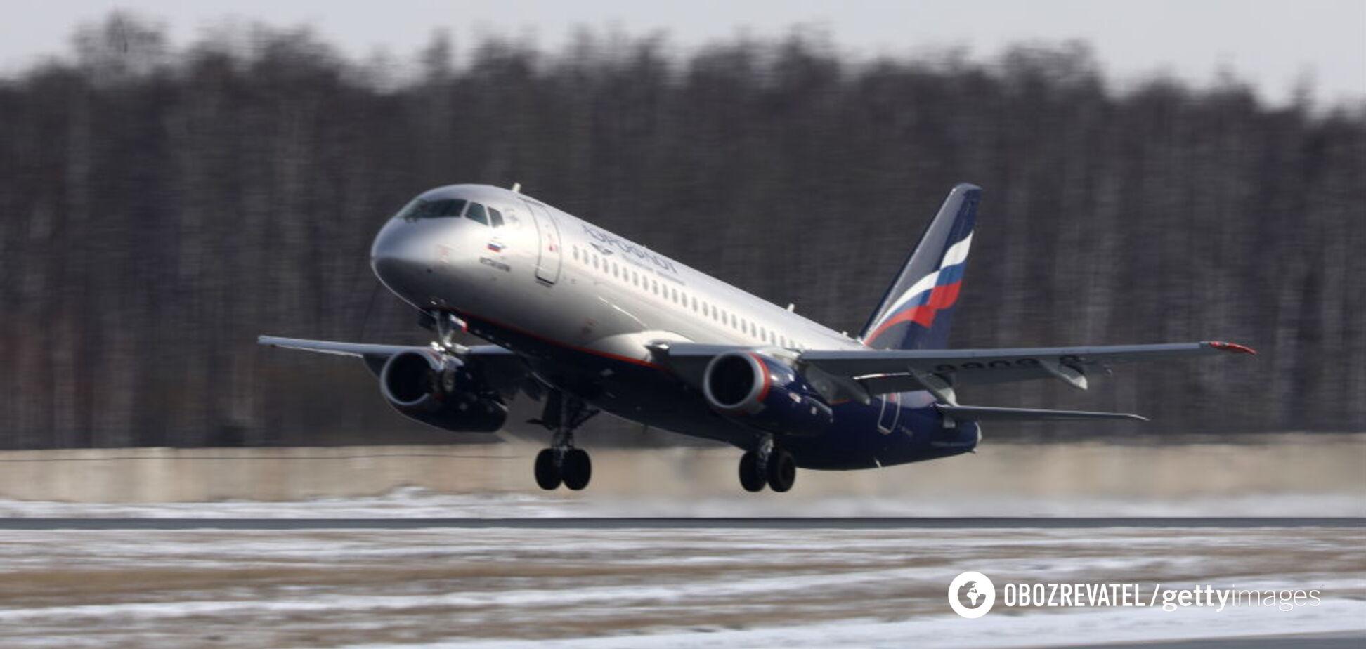 Опаснейший самолет: источник сообщил скандальные данные о SSJ-100
