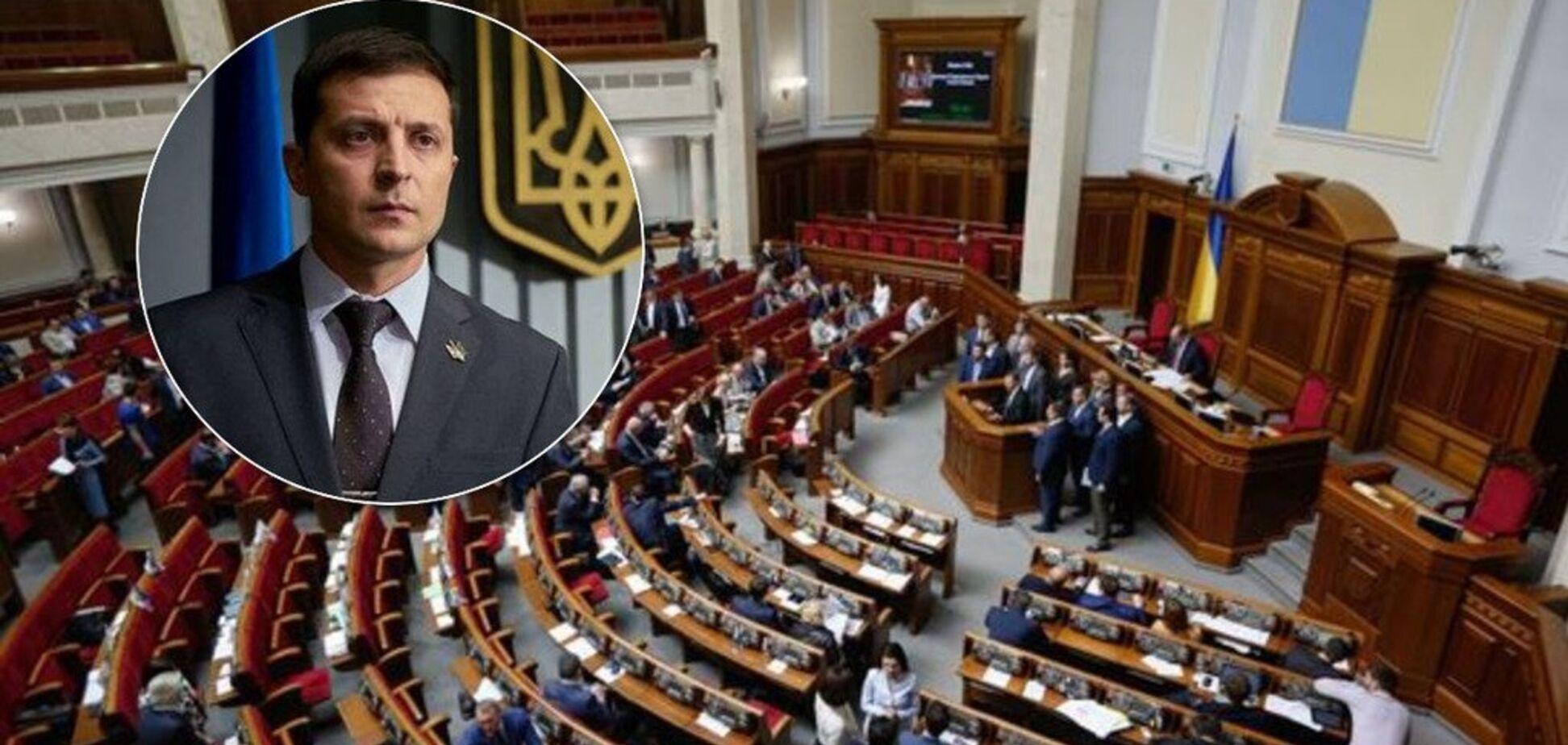 Опубликован указ Зеленского о роспуске Рады и выборах: появилась реакция его команды