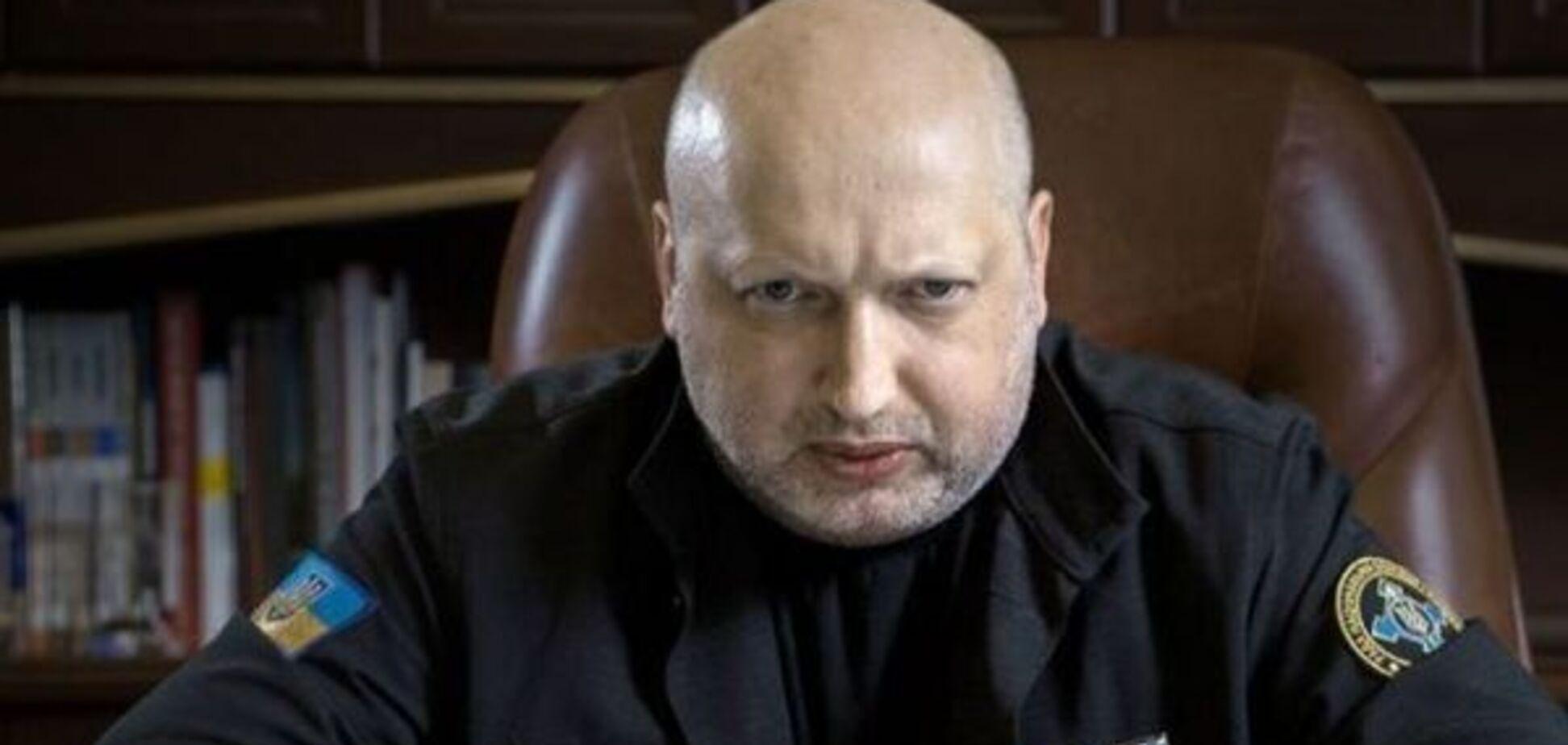 Турчинов призвал Украину поддержать Турцию в борьбе против России