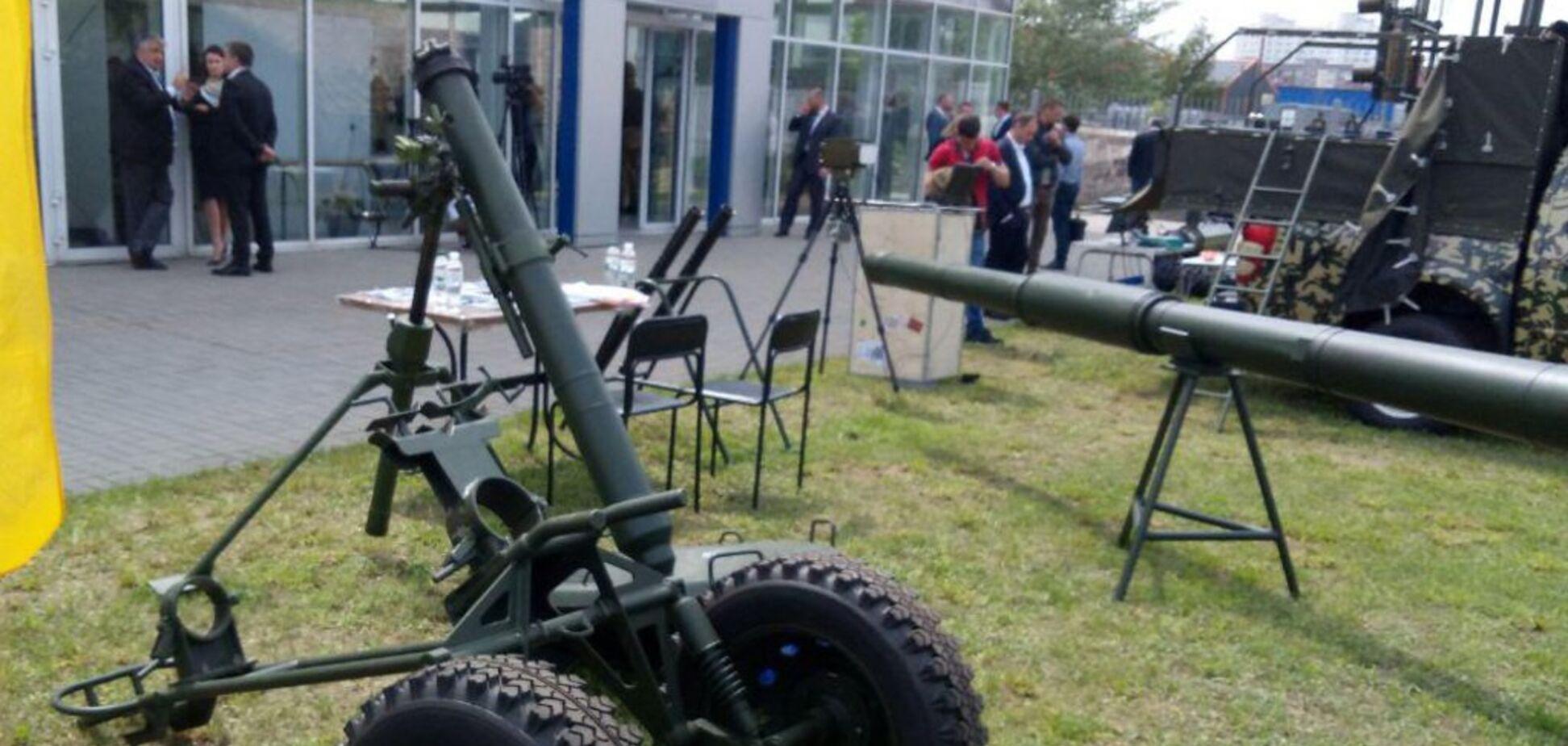 В Украине создали замену скандальным 'минометам Пашинского': фото оружия