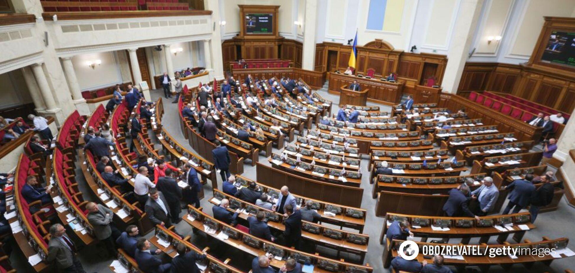 Дії партії Яценюка-Парубія – цинізм 80 левела