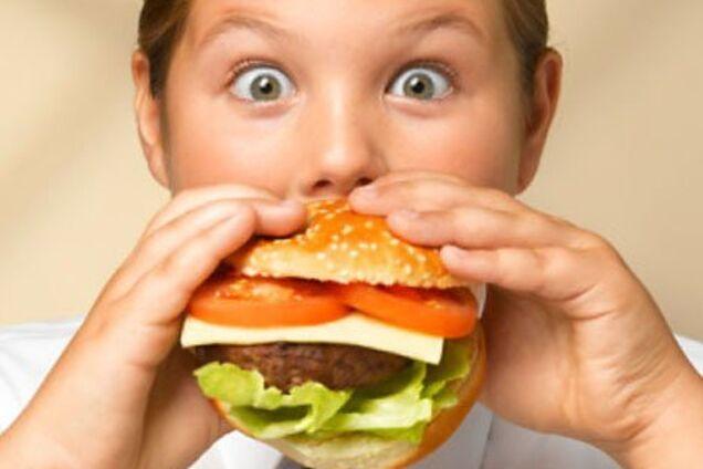 Переїдання (ілюстрація)