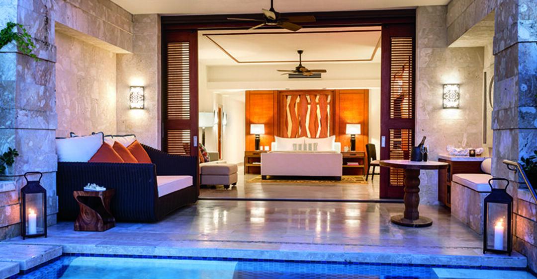 Названы лучшие номера отелей в мире: фото